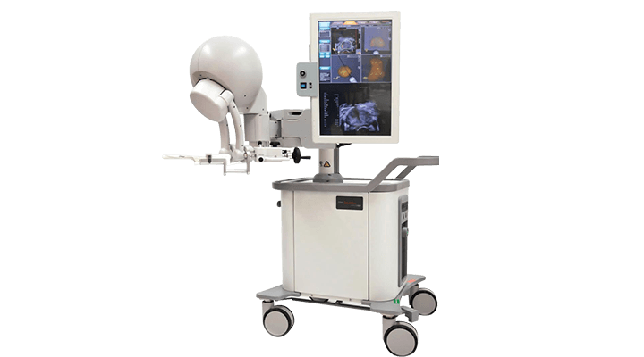3D Imaging and Navigation System for Prostate Biopsy